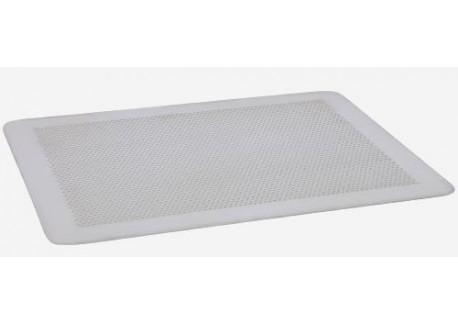 Plaque Cuisson Plate Microperforée 40x30cm  - De Buyer
