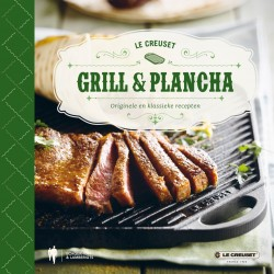 Kookboek Grill en Plancha - Le Creuset
