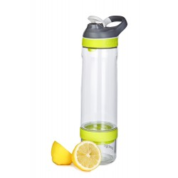 Cortland Waterfles met Infuser 750 ml Lime  - Contigo