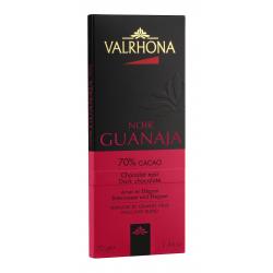 Donkere Chocolade Guanaja Tablet 70 g - Valrhona