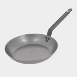 Mineral B Koekenpan 24 cm - De Buyer
