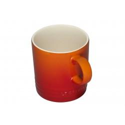 Koffiebeker 20 cl Oranje-rood - Le Creuset
