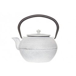 Theepot Gietijzer Wit 1,2 l - Cosy Trendy