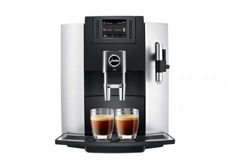 jura e8 platine pep machine caf automatique les secrets du chef. Black Bedroom Furniture Sets. Home Design Ideas