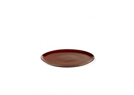 Anita Le Grelle Terres de Rêves Assiette 22 cm Rust  - Serax