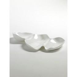 Roos van de Velde Waves 3 Schaaltjes Nami 30x20 cm - Serax