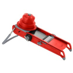 Mandoline Swing Plus Rood - De Buyer