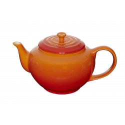 Theepot 65 cl Oranje-rood  - Le Creuset