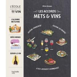 Les Accords Mets et Vins - Hachette