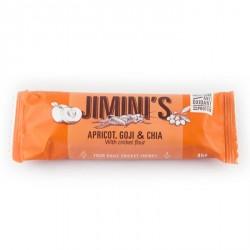 Barre Protéinée Abricot, Goji et Chia 40 g - Jimini's