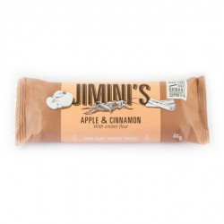 Barre Protéinée Pomme et Cannelle 40 g  - Jimini's