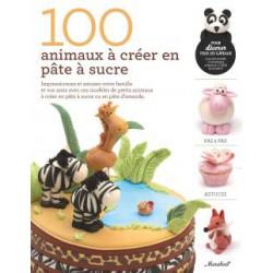 100 Animaux Pâte à Sucre
