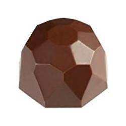 Moule à Pralines Polycarbonate Diamant 21 pces  - Pavoni