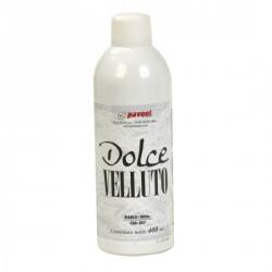 Spray Alimentaire Effet Velours Blanc 400 ml  - Pavoni