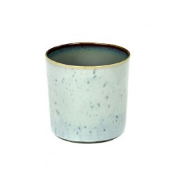 Anita Le Grelle Terres de Rêves Beker Cylinder Hoog 7 cm Smokey/Light Blue