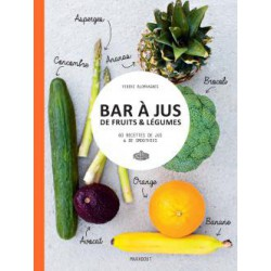 Bar à Jus Fruits - Légumes - Marabout