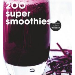200 Super Smoothies - Marabout