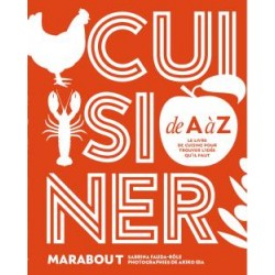 Cuisiner de A à Z  - Marabout
