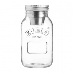 Food on the Go Bocal de Conservation 1 l  - Kilner