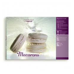 Macarons Recipe Book - Mastrad