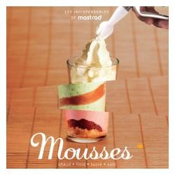 Livre Mousses - Mastrad