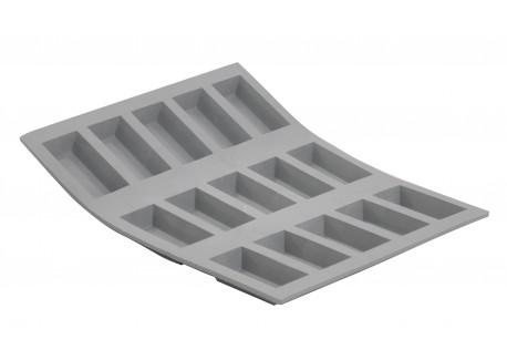 Elastomoule Bakvorm 15 Mini-Financiers - De Buyer