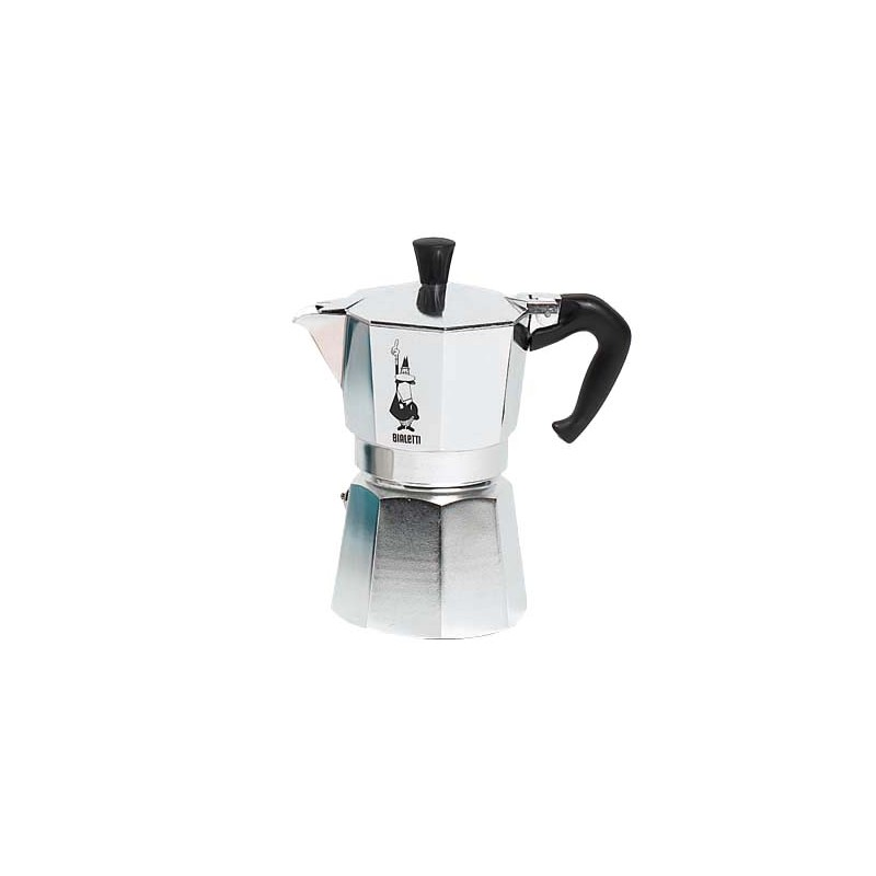 Les 2 Koffiekan Secrets Du Moka Bialetti Chef Express Tassen 6IYfb7vgy