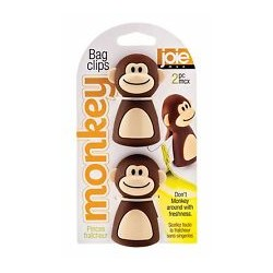 Monkey Bag Clips - Joie