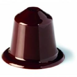 Moule à Pralines Polycarbonate Capsule 21 pces - Pavoni