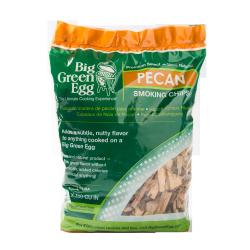 Copeaux de Bois Noix de Pecan / Pacanier 3 l - Big Green Egg