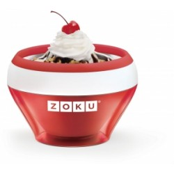 Ice Cream Maker Sorbetière Rouge - Zoku
