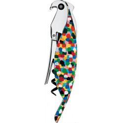 Parrot kurkentrekker Multicolor - Alessi