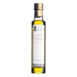 Huile d'Olive à la Truffe Noire 250 ml  - Viani