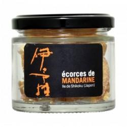 Ecorces Confites Mandarine 50g  - Sur les Quais