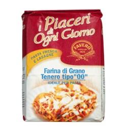 """Farina """"00"""" per Pasta 1 kg  - Favero"""