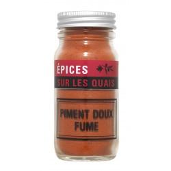 Piment Doux Fumé 60g - Sur les Quais