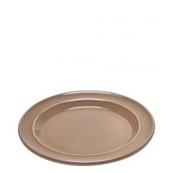 Assiette Plate 21 cm Chêne (Muscade)  - Emile Henry