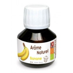 Arome Naturel Banane 50 ml  - Scrapcooking
