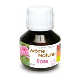 Arome Naturel Rose 50 ml  - Scrapcooking