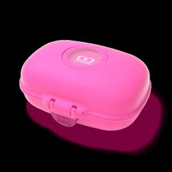 Gram Snackbox Roze Raspberry - MonBento
