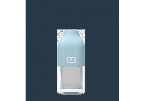 Positive S Fles Blauw Iceberg - MonBento