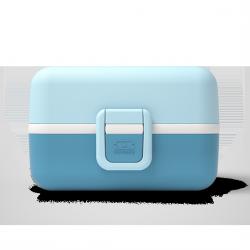 Tresor Bento Lunchbox Kids Blauw Iceberg - MonBento