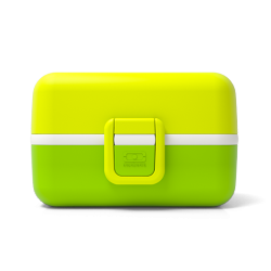 Tresor Bento LunchBox Kids Groen Lime - MonBento