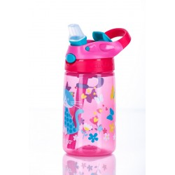 Gizmo Flip Kids Gourde 420 ml Chat  - Contigo