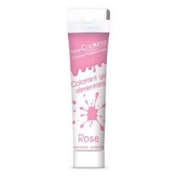 Colorant Gel Rose 20 g - Scrapcooking