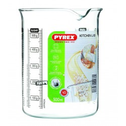 Kitchen Lab Maatbeker 500 ml - Pyrex