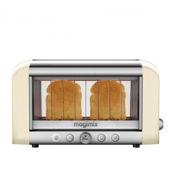 Broodrooster Le Toaster Vision Ivoire - Magimix