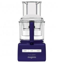 """Robot Multifonctions Cuisine Système 5200 XL Bleu Nuit """"Premium Pack"""" - Magimix"""