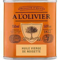 Huile Vierge de Noisette 150 ml - A l'Olivier