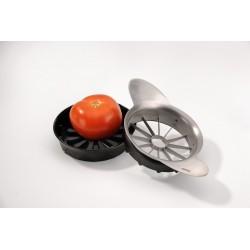 Pomo Coupe Pommes / Tomates - Gefu